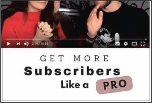 Youtube views vlogger