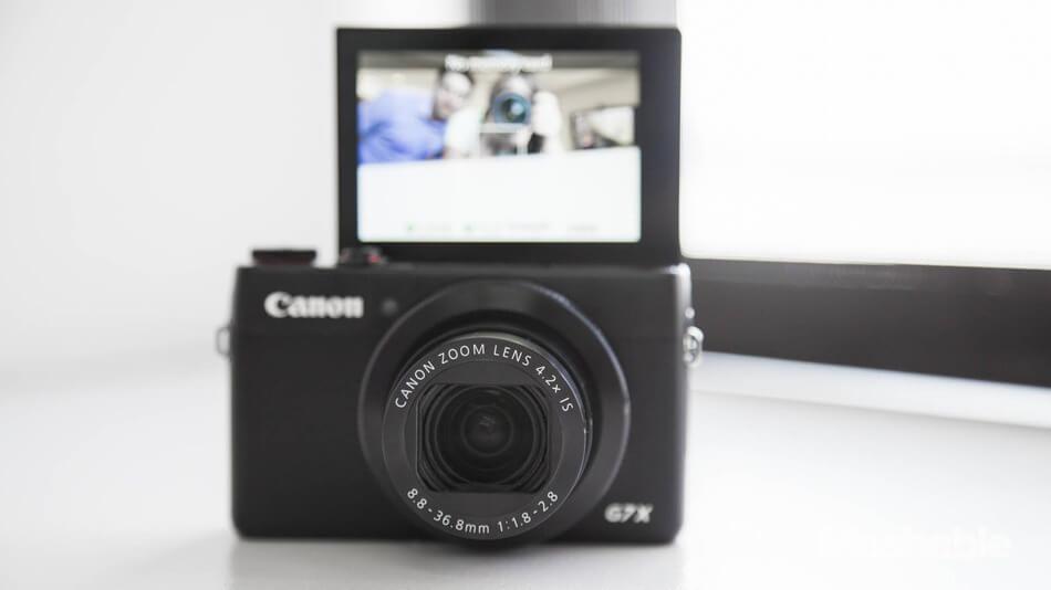 Travel youtube video cam