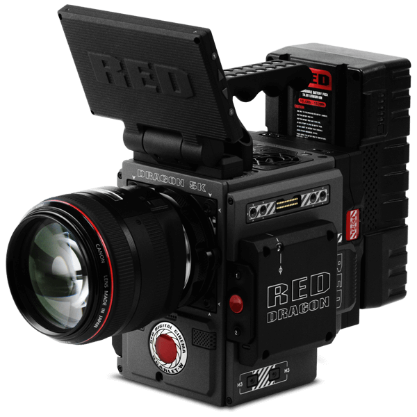 Camcorder for professionals