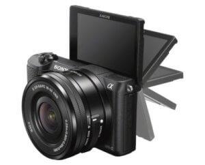 DSLR Vlogging Camera