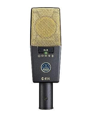 AKG Pro Audio C414 XLII Microphone