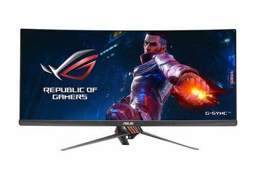 ASUS ROG Swift PG348Q Gaming Monitor