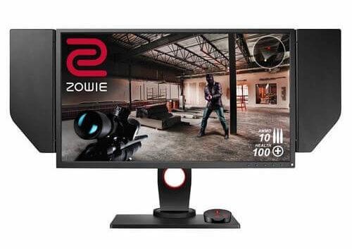 Shroud setup monitor BenQ Zowie