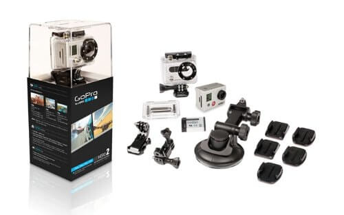 GoPro Fishing Camera