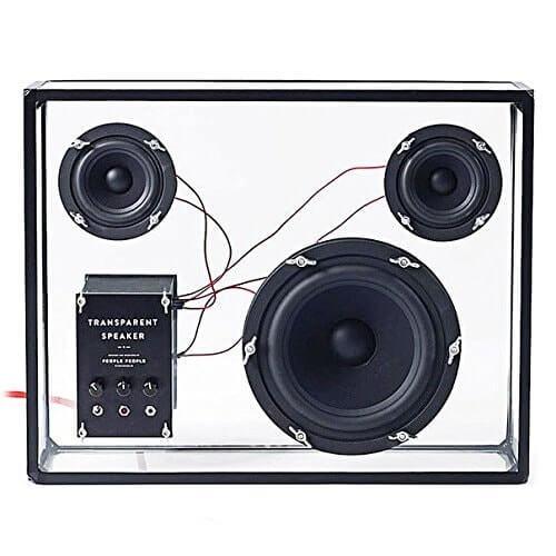 People People Transparent Speaker