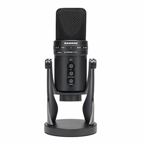 Samson G-Track Pro streaming mic