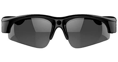 Camera on Glasses - 1080P Video Sunglasses with Camera
