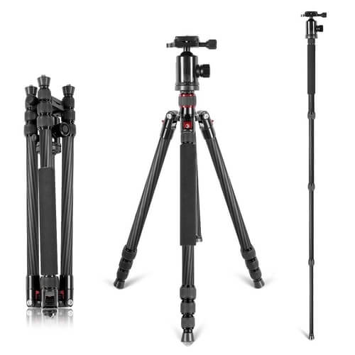 Cheap-Tripods-For-Video-Neewer-Tripod