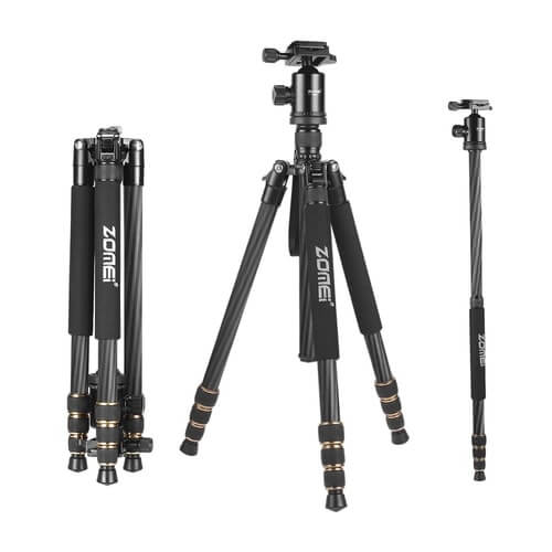 Cheap-Tripods-For-Video-Zomei-Z668C