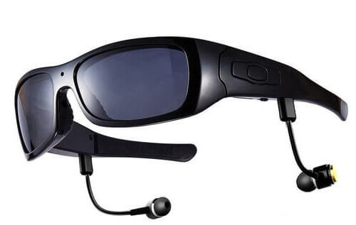 Forestfish Camera Sunglasses
