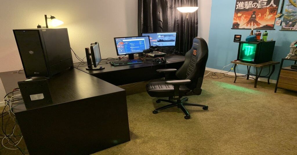 Summit1G Equipment Setup