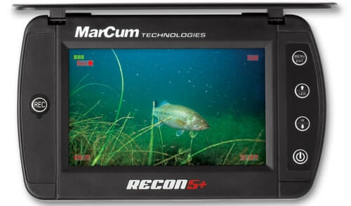 The Marcum RC5P Recon 5 camera