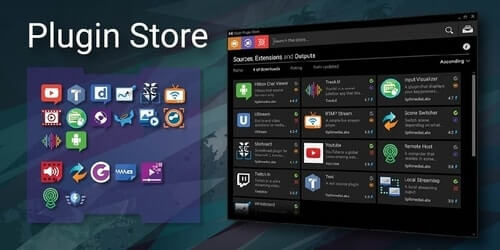XSplit Plugin Store