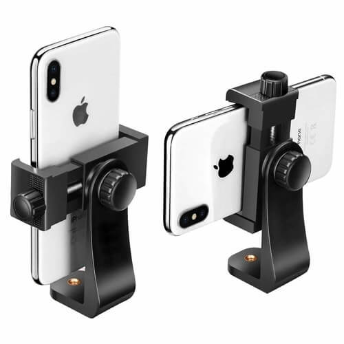 Zacro 360 Degree Rotating tripod Mount