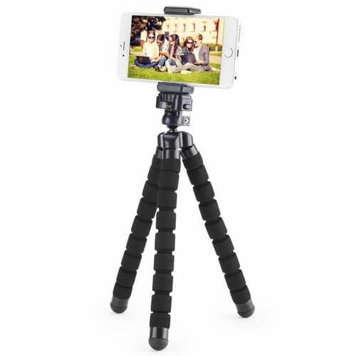 iKross Compact cell phone Tripod Stand
