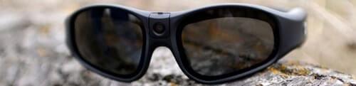 iVUE Rincon 1080P HD Camera Glasses
