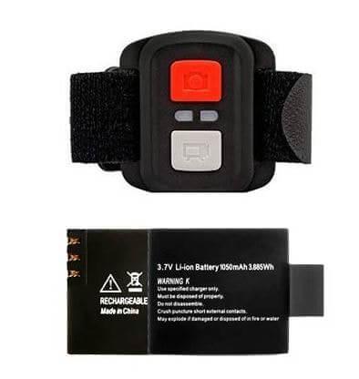 Best-Budget-GoPro-Alternatives-AKASO-Brave-4-Remote-Control