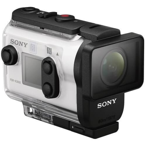 Best-Budget-GoPro-Alternatives-Sony-FDR-X3000-Camera