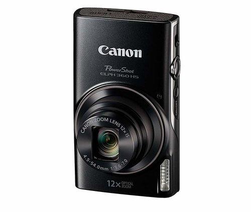 Best-Vlogging-Cameras- Under-300-Canon-PowerShot-ELPH360