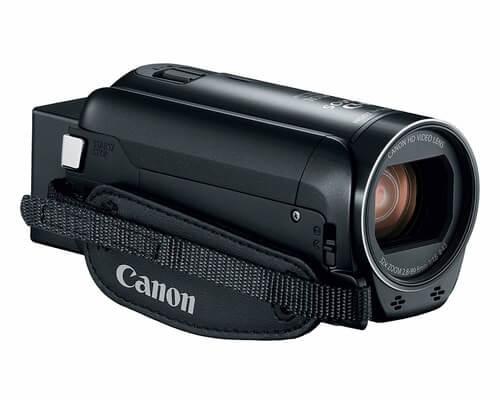 Best-Vlogging-Cameras- Under-300-Canon-VIXIA-R800