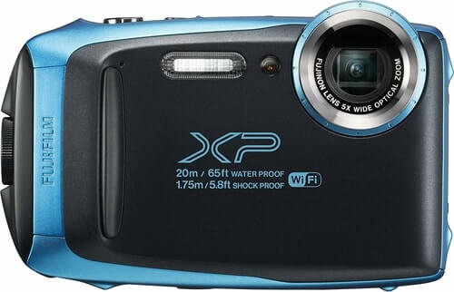 Best-Vlogging-Cameras- Under-300-Fujifilm-FinePix-XP310