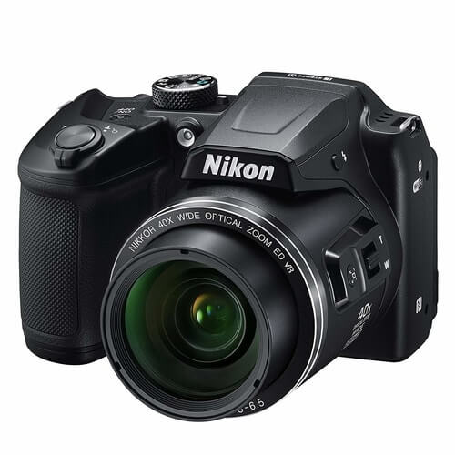 Best-Vlogging-Cameras- Under-300-Nikon-COOLPIX-B500