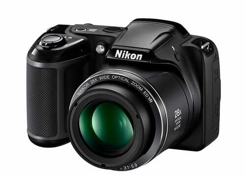 Best-Vlogging-Cameras- Under-300-Nikon-COOLPIX-L340