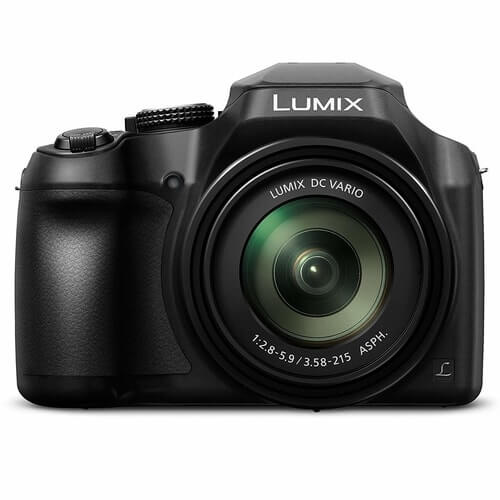 Best-Vlogging-Cameras- Under-300-Panasonic-Lumix-FZ280